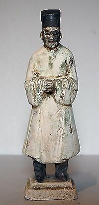 Ancient Chinese Ming Dynasty Tomb Figure - 15th - 16th  Century - Authentic