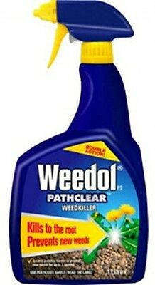 Ouse Valley Weedol Brand Weedkiller Gun. Pathclear Weed Killer. Fast Acting. 1