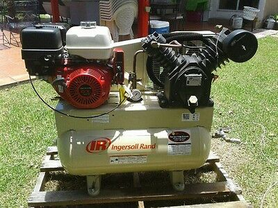 air compressor ingersoll rand new with tire removal tools