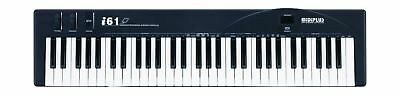 midiplus i61 USB MIDI Keyboard controller NO TAX