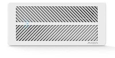 """Keen Home Smart Vent 4""""x10"""" - Regulates Air Flow Reduces Energy Costs"""