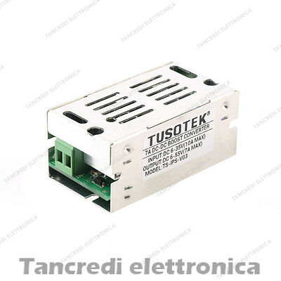 Convertitore di tensione DC-DC step up 200W boost regolabile voltage converter