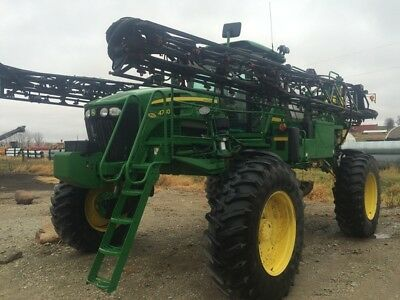 2013 John Deere 4730 Applicators & Sprayers