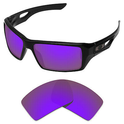 Tintart Polarized Replacement Lenses for-Oakley Eyepatch 1/2 Plum Purple (STD)