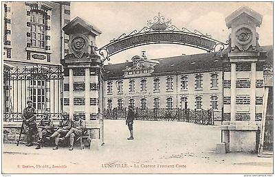 54-Luneville-Caserne Fromant Coste-N°R2045-B/0073