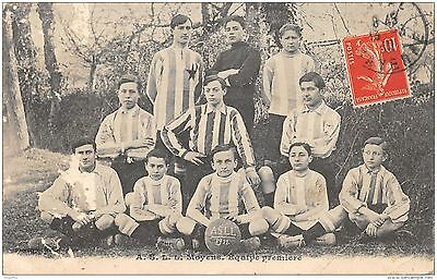53-Laval-Photo Football 1911-Asll Moyens Equipe Premiere-N°R2044-G/0061