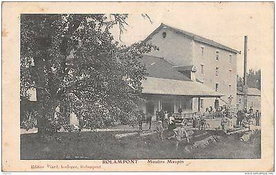 52-Rolampont-Moulins Maupin-N°R2044-E/0305