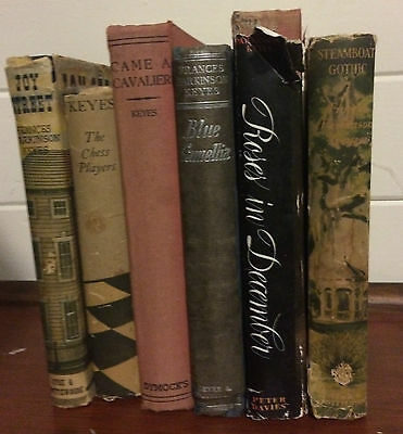 Collection of 6  Frances Parkinson Keyes Vintage / Old Books. Some 1st Editions