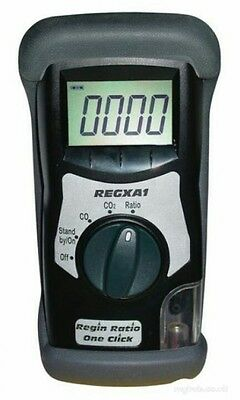 Regin one click flue gas analyser Kane fga