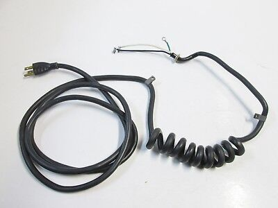 Vintage Craftsman Radial Arm Saw Coil Power Cord Assembly, 63534