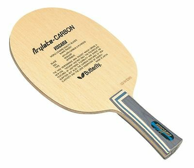 Viscaria Table Tennis Racket FL Butterfly Ping Pong - Tracking Number Provided