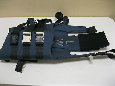 Emt Extraction Harness