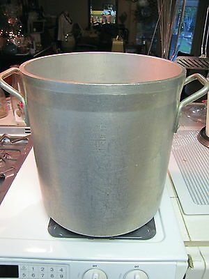 Wear Ever 4252 25 Qt Commercial Grade Stock Pot Aluminum Heavy Duty