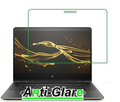 "Anti-Glare Screen Protector 15.6"" HP Spectre x360 Convertible Laptop 15-bl075nr"