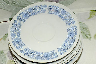 ROYAL DOULTON CRANBOURNE SAUCER (10 available price for one)  EXC