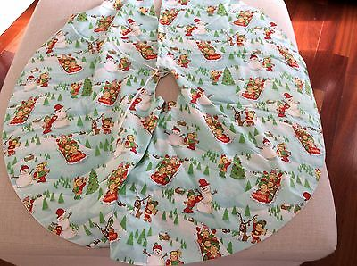 Campbell's Soup Company CAMPBELL KIDS CHRISTMAS TREE APRON