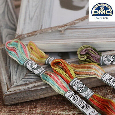 DMC Coloris floss,Art517,1 order=i pc=$1, 24 colors for your choice,