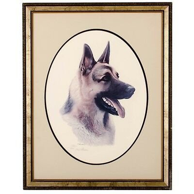 "Louis Frisino ""The Rebel"" German Shepherd"