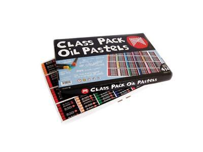 Micador Large Oil Pastels Class Pack Set 432