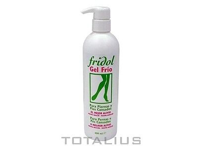 GEL FRÍO FRIDOL 400 ml