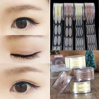 600pcs Invisible Eyelid Tape Adhesive Tool Eye Lift Strips Lace Stickers Double