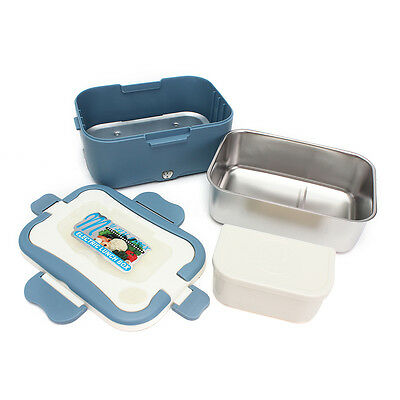 12/24/220V Electric Heating Lunch Box Storage Container Food Warm Heater Car Van