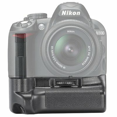 Neewer Professional Vertical Battery Grip Holder for NIKON D3100/D3200/D3300