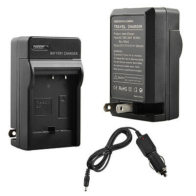 LP-E8 lpe8 Battery Charger for Canon EOS 550D 600D 700D Rebel T2i T3i Kiss X4 X5