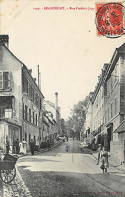 90-Beaucourt-Rue Frederic Japy-N°R2048-F/0333