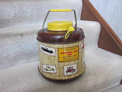 Rare 1956 Goodyear Tire Co. issued refreshment jug