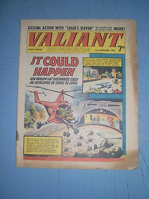 Valiant issue dated November 12 1966