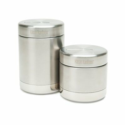 Klean Kanteen Stainless Steel Vacuum Insulated Food Canister 2016