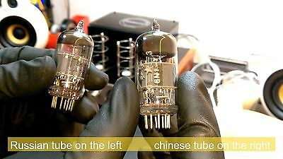 Genuine Russian Tubes KIT For Nobsound MS- 10D MKII