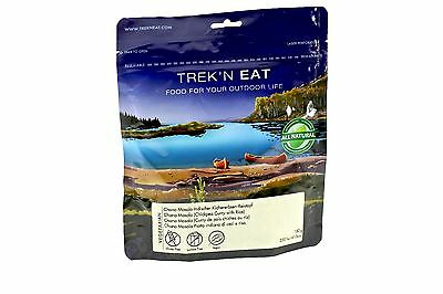 TREK'N EAT CHANA MASALA – ALL NATURAL – VEGAN  - Expedition - Proviant - Ration