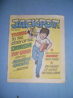 Jackpot issue 27 dated November 3 1979