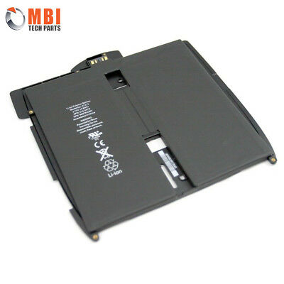 New Replacement Battery 3.75V 6600mAh Li-ion for Apple iPad 1 1st A1315