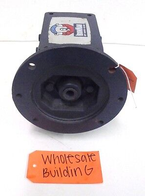 Leeson/ohio Gear, Gear Reducer, W8210123, Bmq821-10-56-R, 10:1 Ratio