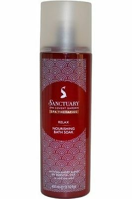 Spa Therapies by Sanctuary Spa Relax Nourishing Bath Soak 400ml by Sanctuary Spa