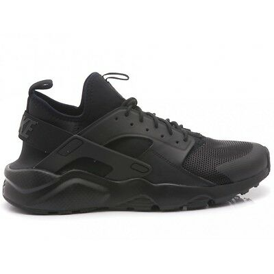 Scarpe/Shoes Nike Sneakers Uomo Air Huarache Run Ultra Black n.41 42 43 44 44.5