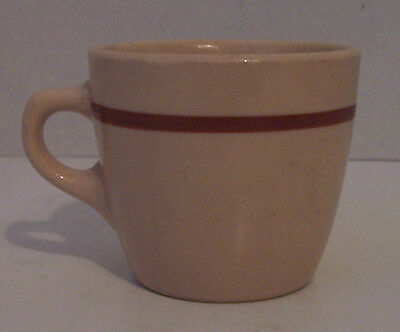 SHENANGO Inca Ware Coffee Cup Mug Furnished by the Stearnes Company Chicago