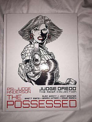 JUDGE DREDD: The Mega Collection: The Possessed - Issue 14 (Volume 8)