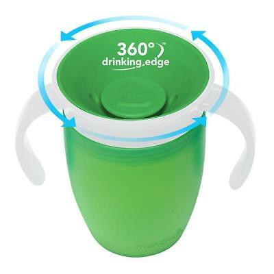 Munchkin Miracle 360 Degree Baby Sippy Trainer Cup (207 ml)
