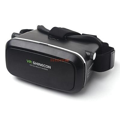Google Cardboard 3rd Gen VR BOX Virtual Reality 3D Glasses For iPhone Sumsang