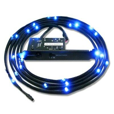 NZXT Sleeve LED Cable 2M Blue