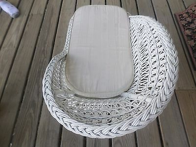 Vintage Wicker Kid's Chase Lounge by Wicker By Design-Nice!