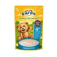 Farex Rice Cereal 125g 4 Months