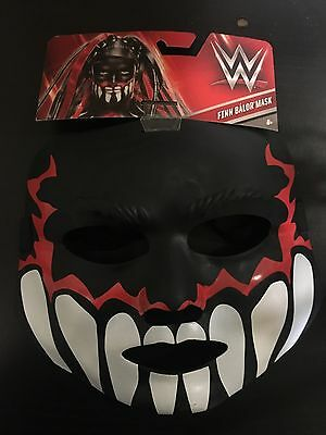 WWE OFFICIAL FINN BALOR Wrestling Mask. Superstar Wrestler Brand New. Genuine