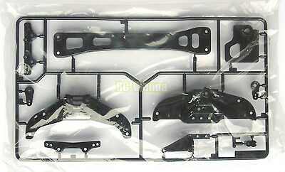 "Tamiya TB01 E Parts Upper Deck (Chassisteile) ""NEW"" 0005758"