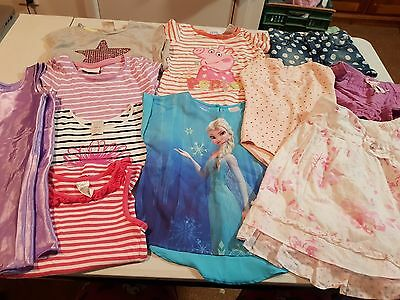 Girls Size 3 Summer Clothes, 10 items