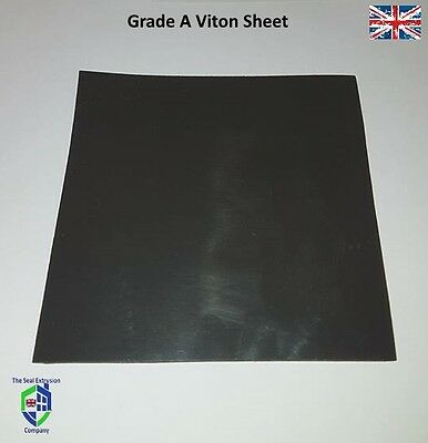 Viton Rubber Sheet Grade A Various Size And Thickness